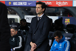 February 6, 2019 - Barcelona, BARCELONA, Spain - Solari of Real Madrid in action during Spanish King championship, football match between Barcelona and Real Madrid, February 06th, in Camp Nou Stadium in Barcelona, Spain. (Credit Image: © AFP7 via ZUMA Wire)
