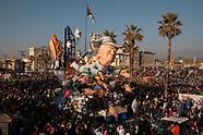Viareggio, the Carnival / ITALY