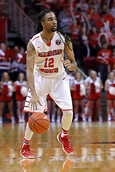 03 December 2016:  Tony Wills(12) during an NCAA  mens basketball game between the New Mexico Lobos the Illinois State Redbirds in a non-conference game at Redbird Arena, Normal IL