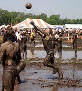 2010 - Mud Volleyball Tournement