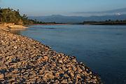 Jai Bhoralli River<br /> Nameri Wildlife Reserve<br /> Assam<br /> North East India