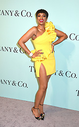Jennifer Hudson attends the Tiffany & Co 2017 Blue Book Collection on April 21, 2017 at St Ann's Warehouse in Brooklyn, New York, USA. *** Please Use Credit from Credit Field ***
