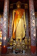 Wat Sen, Bhuddist Temple in Luang Prabang, Laos.