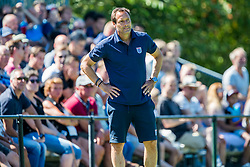 coach John van 't Schip of PEC Zwolle during the Friendly match between PEC Zwolle and Excelsior at Sportpark Gerner on July 14, 2018 in Dalfsen, The Netherlands