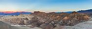 62945-01002 Zabriskie Point Death Valley National Park, CA