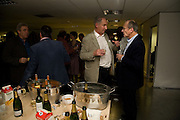 The First Post Christmas drinks party. In the office. Redan Place. London W2 *** Local Caption *** -DO NOT ARCHIVE -Copyright Photograph by Dafydd Jones. 248 Clapham Rd. London SW9 0PZ. Tel 0207 820 0771. www.dafjones.com<br /> The First Post Christmas drinks party. In the office. Redan Place. London W2