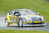 #28 Chris Stockton (GBR) - Power Maxed Racing Chevrolet Cruze during second practice for the BTCC  at Oulton Park, Little Budworth, Cheshire, United Kingdom. June 07 2014. World Copyright Peter Taylor/PSP. Copy of publication required for printed pictures.  Every used picture is fee-liable. http://archive.petertaylor-photographic.co.uk
