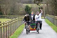 2019-01-12 MTB Chariot Racing, Llanwrtyd