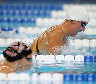 6/25/08 Omaha, NEB  Stanford's Julia Smit during the 400m IM at the Olympic Swim trials.Chris MachianMinorwhite Studios ..