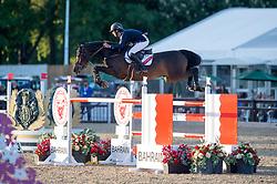 Allen Bertram, IRL, Izzy By Picobello<br /> CSI5* Jumping<br /> Royal Windsor Horse Show<br /> © Hippo Foto - Jon Stroud