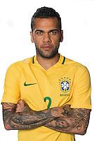 Football Conmebol_Concacaf - <br />Copa America Centenario Usa 2016 - <br />Brazil National Team - Group B - <br />Daniel Alves da Silva