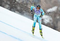 20.01.2011, Tofana, Cortina d Ampezzo, ITA, FIS World Cup Ski Alpin, Lady, Cortina, Abfahrt 2. Training, im Bild Tina Robnik (SLO, #51) // Tina Robnik (SLO) during FIS Ski Worldcup ladies downhill second training at pista Tofana in Cortina d Ampezzo, Italy on 20/1/2011. EXPA Pictures © 2011, PhotoCredit: EXPA/ J. Groder