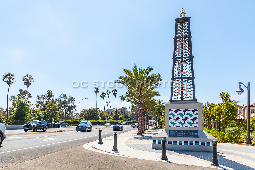 The New PCH Tower at South Cove in Dana Point