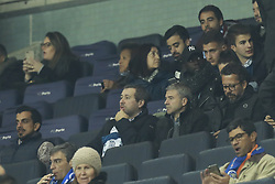 December 6, 2017 - Na - Porto, 06/12/2017 - Football Club of Porto received, this evening, AS Monaco FC in the match of the 6th Match of Group G, Champions League 2017/18, in Estádio do Dragão. Rui Barros  (Credit Image: © Atlantico Press via ZUMA Wire)