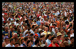 May 7th, 2006. New Orleans, Louisiana. Jazzfest . The New Orleans Jazz and Heritage festival. Massive crowds attended a surprisingly successful Jazzfest. People packed the grounds around the Acura stage to hear legendary singer Lionel Richie close the festival.