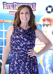 """Molly Shannon at the premiere of """"Hotel Transylvania 3: Summer Vacation"""" held at the Westwood Village Theatre in Los Angeles"""
