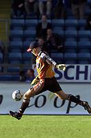 Eliteserien i fotball 2000. VIF Fotball (Vålerenga)-Tromsø på Ullevaal 9.4. Vålerengas keepr Øyvind Bolthof. Foto: Digitalsport.