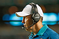 Dolphins head coach Joe Philbin during the Miami Dolphins' exhibition game against the Atlanta Falcons at Sun Life Stadium on Saturday, August 29, 2015.