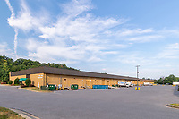 Exterior photo of Sulphur Spring Business Park warehouse image by Jeffrey Sauers of Commercial Photographics
