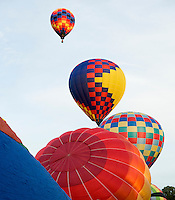 Pittsfield Balloon Festival August 8, 2010.
