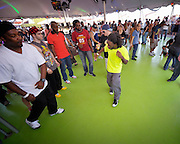 Philadelphia 2010 - May 16....The Sundae Philadelphia opening party at Octo, starting the 2010 outdoor party season.