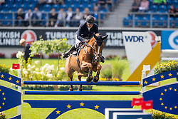 Bost Roger Yves, FRA, Vino d Espinet<br /> CHIO Aachen 2019<br /> Weltfest des Pferdesports<br /> © Hippo Foto - Stefan Lafrentz<br /> Bost Roger Yves, FRA, Vino d Espinet