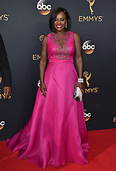 Viola Davis attends the 68th Annual Primetime Emmy Awards at Microsoft Theater on September 18, 2016 in Los Angeles, California. Photo by Lionel Hahn/ABACAPRESS.COM
