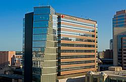 Texas Children's Hospital at the Texas Medical Center in Houston, Texas.