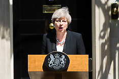 2017-06-19 Prime Minister Theresa May addresses media in wake of Finsbury Park Terror incident