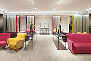 Manolo Blahnik, Harrods by Data Nature Associates