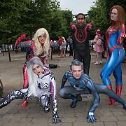 London - MCM Comic Con