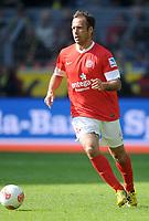 Fotball<br /> Tyskland<br /> 20.04.2013<br /> Foto: Witters/Digitalsport<br /> NORWAY ONLY<br /> <br /> Nikolce Noveski (Mainz)<br /> Fussball Bundesliga, Borussia Dortmund - FSV Mainz 05 2:0