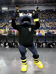 Wasps Netball mascot Sting