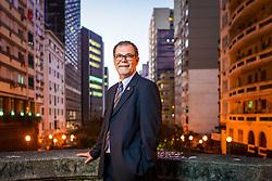 Secretário de Desenvolvimento Econômico da Prefeitura Municipal de Porto Alegre, Eduardo Cidade. FOTO: Jefferson Bernardes/ Agência Preview