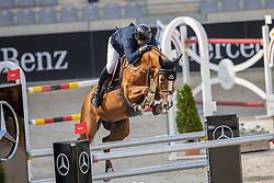 Klatte Guido, GER, Qinghal<br /> Aachen International Jumping<br /> Aachen 2020<br /> © Hippo Foto - Dirk Caremans<br /> 06/09/2020