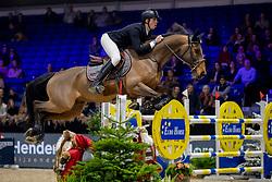 Vereecke Andres, BEL, Igor van de Wittemoere<br /> Jumping Mechelen 2019<br /> © Hippo Foto - Dirk Caremans<br />  26/12/2019