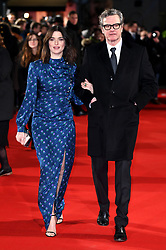 Rachel Weisz and Colin Firth attending the Mercy premiere at the Curzon Mayfair cinema, London