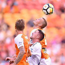 31st March 2018 - A-League RD25: Brisbane Roar v Central Coast Mariners