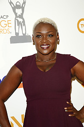 March 9, 2019 - Los Angeles, CA, USA - LOS ANGELES - MAR 9:  Melody Trice at the 50th NAACP Image Awards Nominees Luncheon at the Loews Hollywood Hotel on March 9, 2019 in Los Angeles, CA (Credit Image: © Kay Blake/ZUMA Wire)