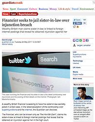 Screenshot from Guardian