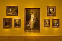 """American Evolution"" exhibition, Corcoran Gallery of Art, Washington D.C., U.S.A."