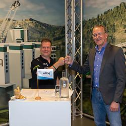 HARDERWIJK: CYCLING: SEPTEMBER 15th: <br /> De IJsselstreek gaat met ingang van 1 januari 2022 als continentaal wielerteam de weg op onder de noemer Allinq Continental Cycling Team. Daarmee heeft de vereniging uit Harderwijk twintig jaar na het verdwijnen van de Golff-wielerploeg weer een semiprofessioneel boegbeeld<br /> Marc Zonnebelt, Wim Breukers