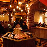 Restaurant de kalkovens Havenstraat Huizen int.