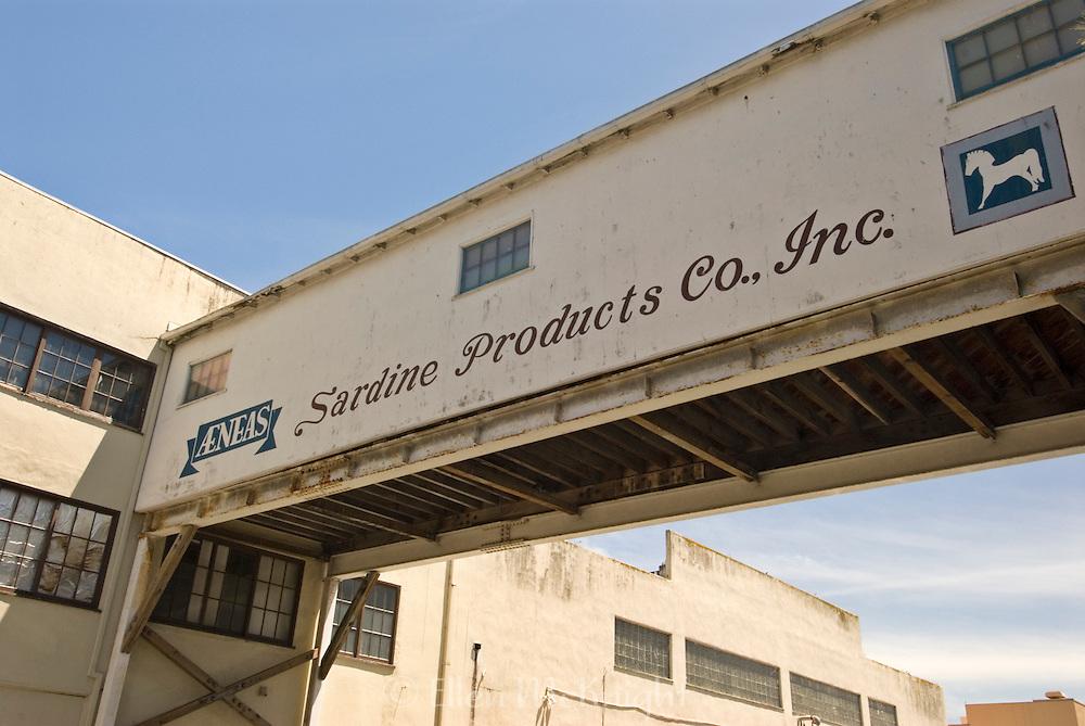 Sardine Company on Cannery Row
