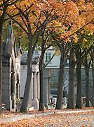 Cimetier du Pere Lachaise, Paris, France