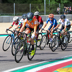 26-09-2020: wielrennen: WK weg vrouwen: Imola <br />Annemiek van Vleuten