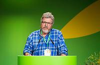 DEU, Deutschland, Germany, Berlin, 23.11.2018: Juan López de Uralde, Former co-Chair of EQUO (Spain). Council of the European Green Party (EGP council) at Deutsche Telekom Representative Office.