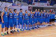 DESCRIZIONE : Mosca Moscow Qualificazione Eurobasket 2015 Qualifying Round Eurobasket 2015 Russia Italia Russia Italy<br /> GIOCATORE : Team<br /> CATEGORIA : Pregame<br /> EVENTO : Mosca Moscow Qualificazione Eurobasket 2015 Qualifying Round Eurobasket 2015 Russia Italia Russia Italy<br /> GARA : Russia Italia Russia Italy<br /> DATA : 13/08/2014<br /> SPORT : Pallacanestro<br /> AUTORE : Agenzia Ciamillo-Castoria/GiulioCiamillo<br /> Galleria: Fip Nazionali 2014<br /> Fotonotizia: Mosca Moscow Qualificazione Eurobasket 2015 Qualifying Round Eurobasket 2015 Russia Italia Russia Italy<br /> Predefinita :