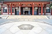 Kurama-dera temple, Kyoto, Japan