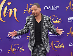 Helen Mirren arriving to the 'Aladdin' World Premiere at El Capitan Theatre. 21 May 2019 Pictured: Will Smith. Photo credit: O'Connor/AFF-USA.com / MEGA TheMegaAgency.com +1 888 505 6342